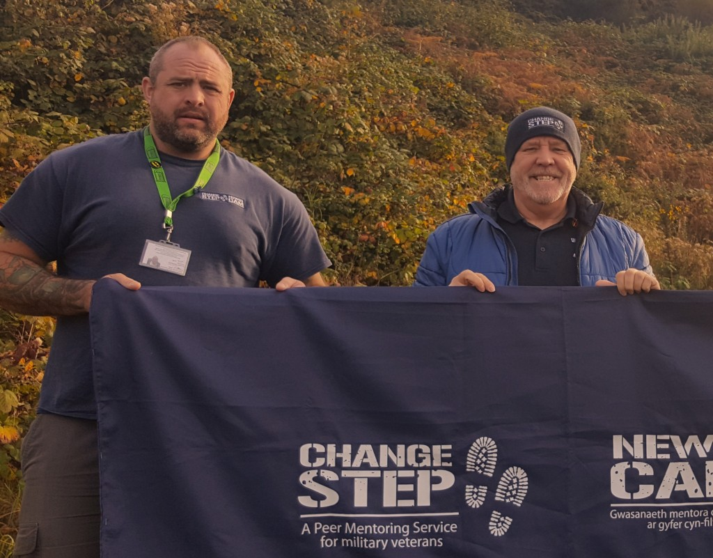 Change Step to summit Wales' Three Peaks