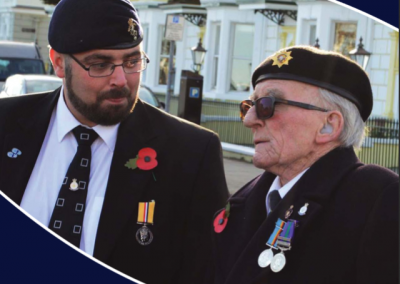 Change Step project publishes new guide for older veterans