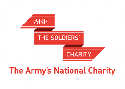 Welcome for funding from ABF The Soldiers Charity