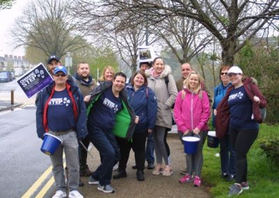 BT fundraisers smash targets and boost wellbeing