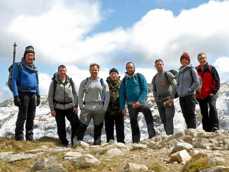 Snowdonia weekend of wellbeing and adventure